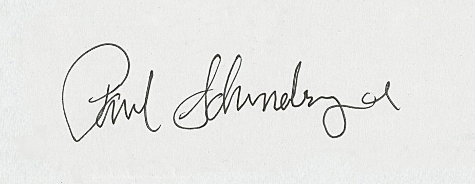 Paul Schmelzer, as signed by Jeff Tweedy (Wilco)