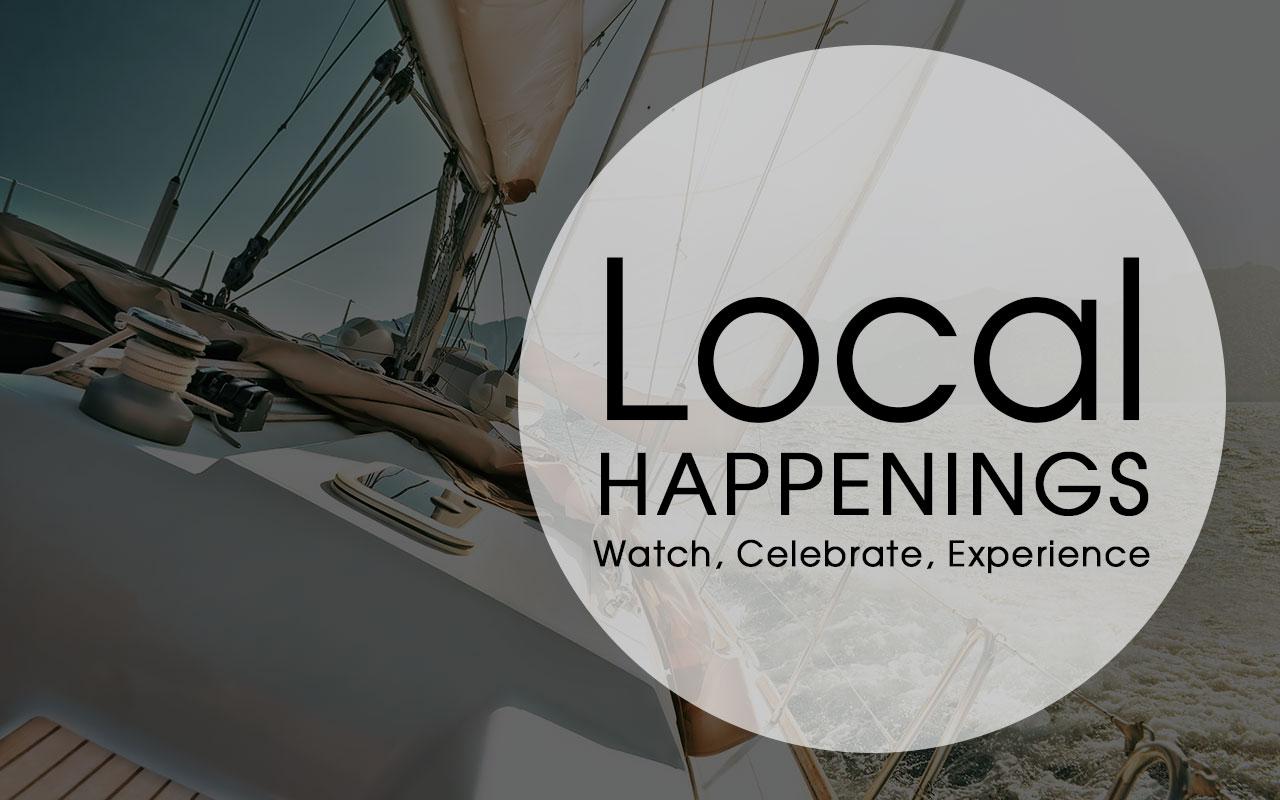 Local Happenings May