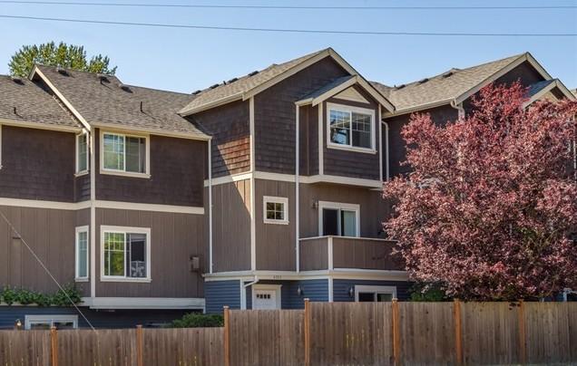 Seattle, Wa $750,000 - Represented Seller
