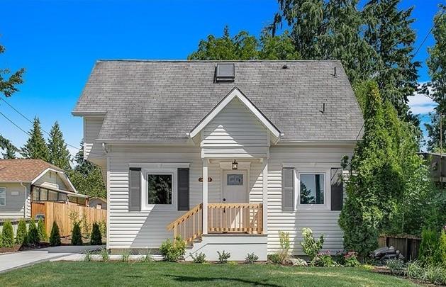 Seattle, WA $520,000 - Represented Buyer