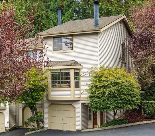 Bellevue, WA $375,000 - Represented Buyer
