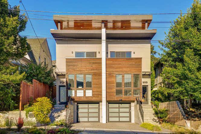 Seattle, WA $1,245,000 - Represented Seller