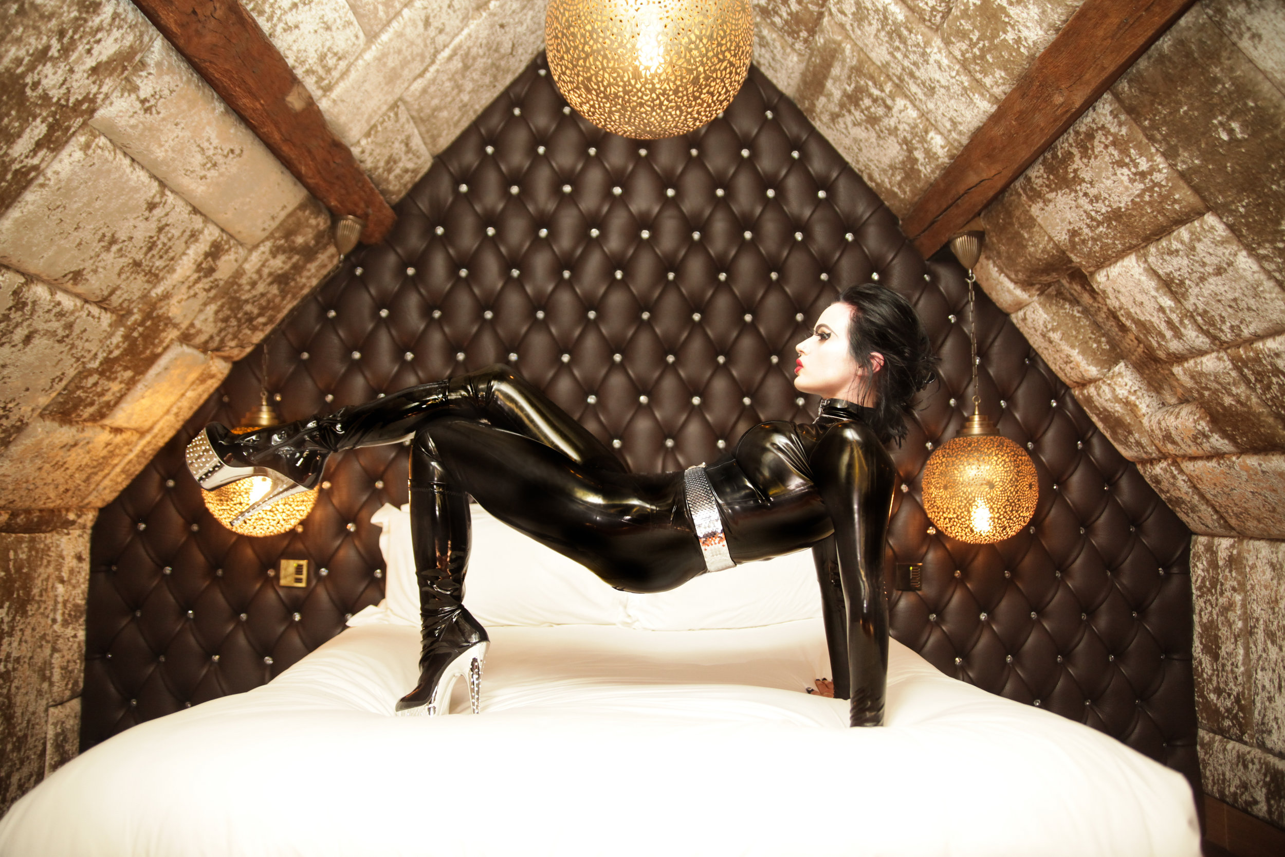 BDSM mistress central London