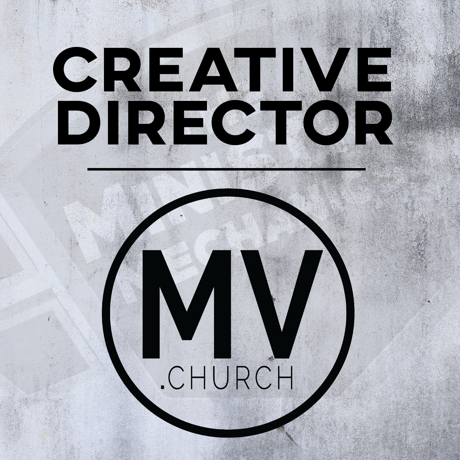 MV.Church Creative Director