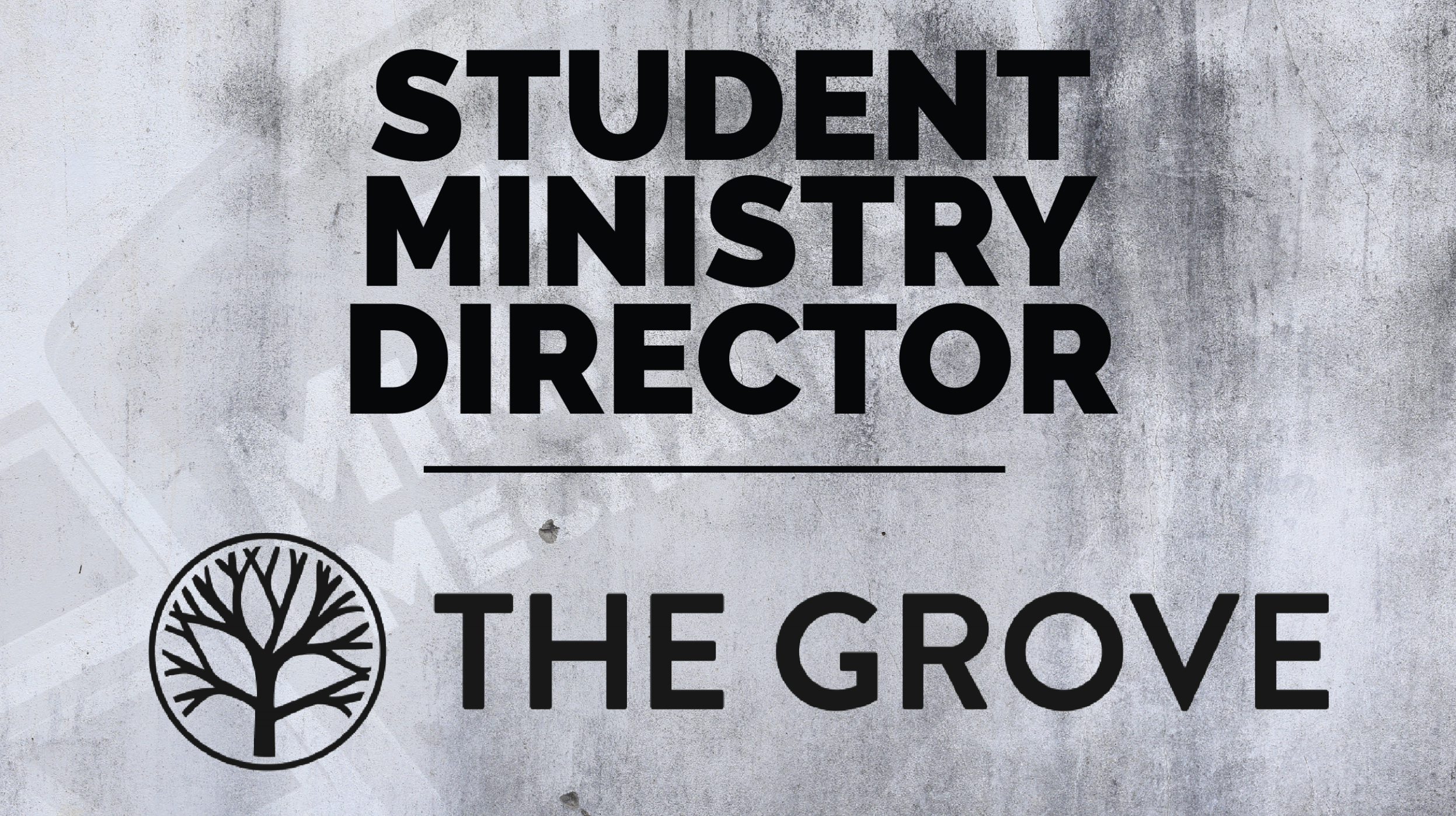The Grove Student Ministry Director 16x9.png