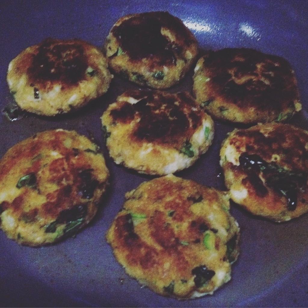 Fish Cakes