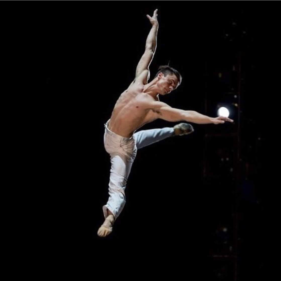 Peter Franc, Oregon Ballet Theatre