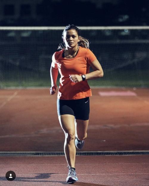 Nike+ Run Club Coach, Multi-sport Athlete, MD and Acupuncturist Ian Banzon