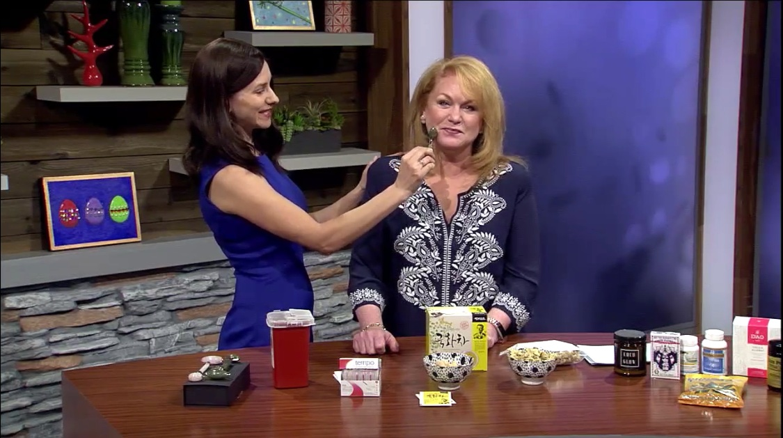 Emily was a recent guest on KATU's AM Northwest to discuss natural remedies for allergy relief. You can watch the segment here:  https://katu.com/amnw/am-northwest-lifestyle-health/natural-remedies-for-allergy-relief-04-11-2019