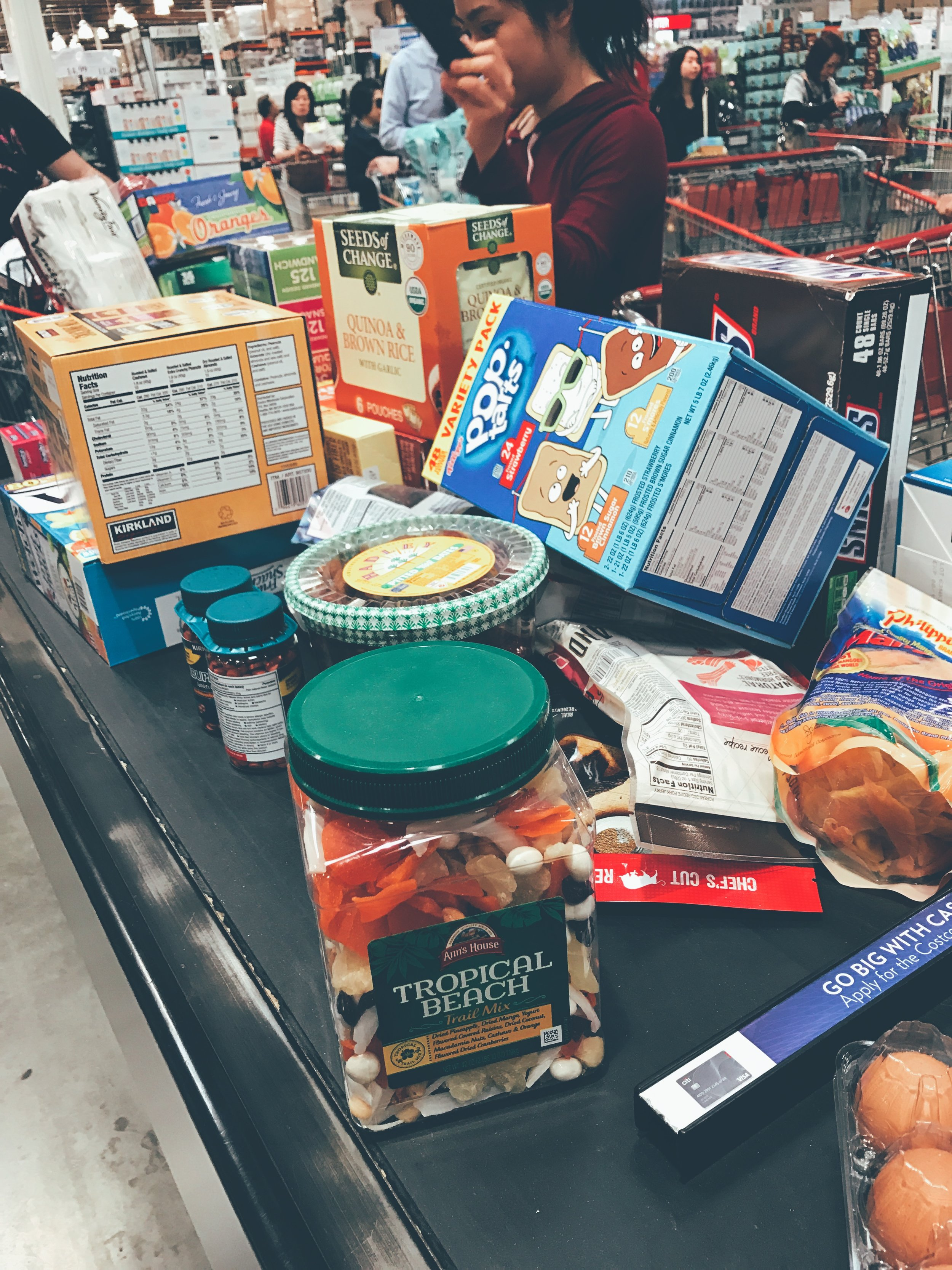 Magical things happen at Costco
