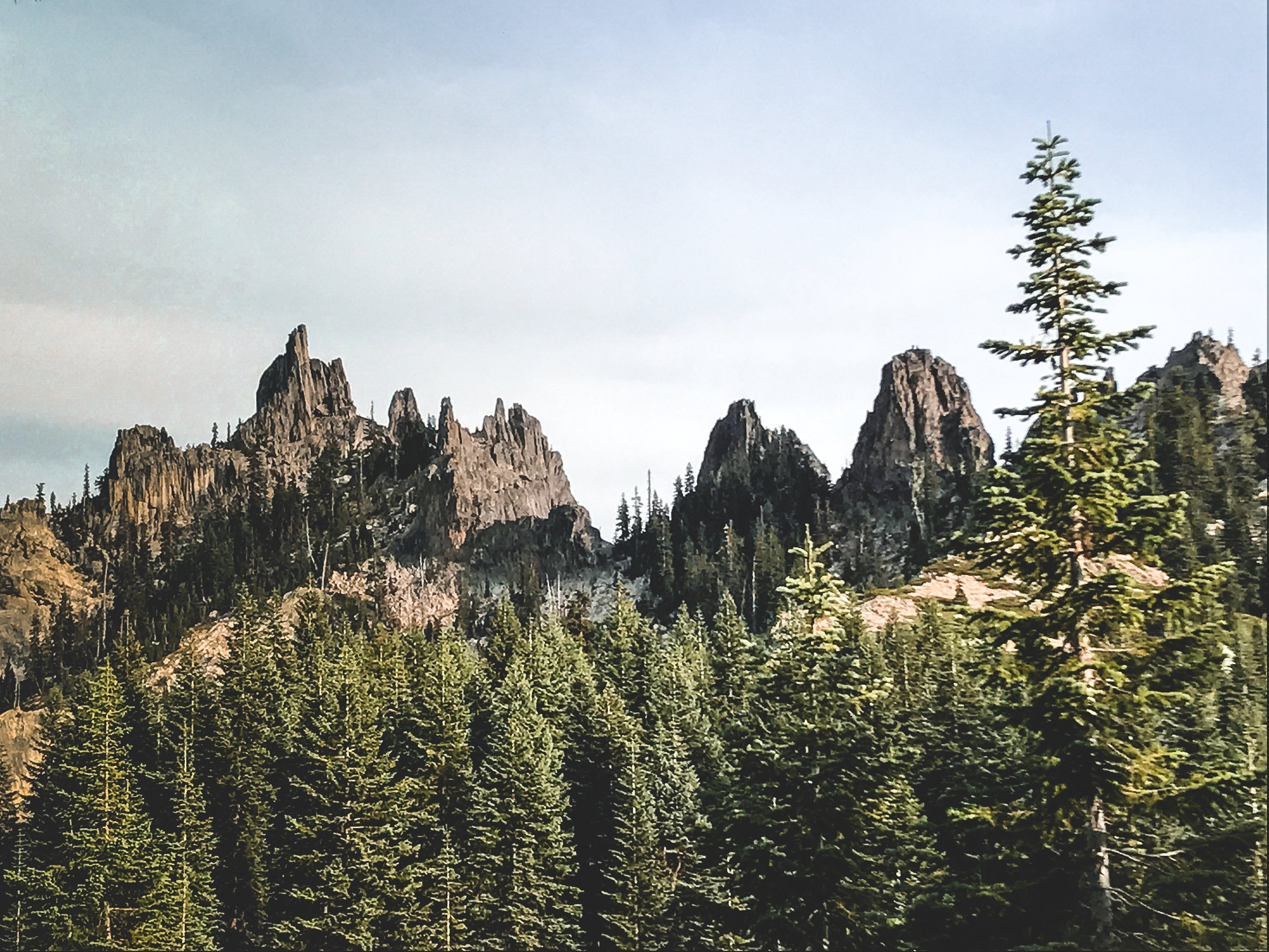 more crags
