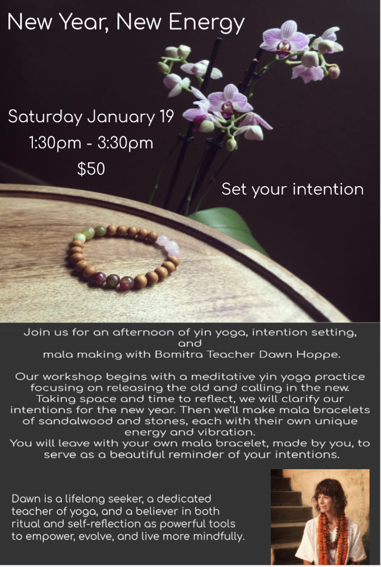 mala yin workshop