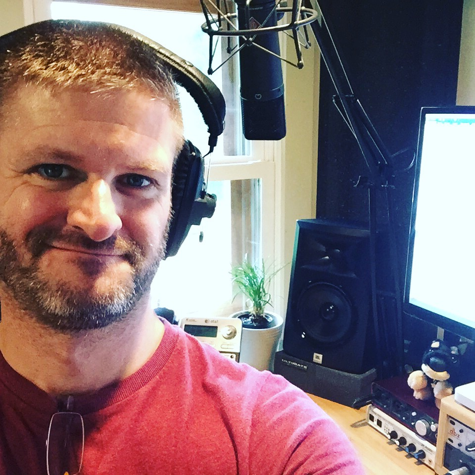 Contact — Mike Cooper - British Voice Over Artist