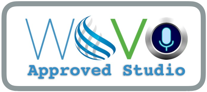 WoVO Approved Studio badge.png