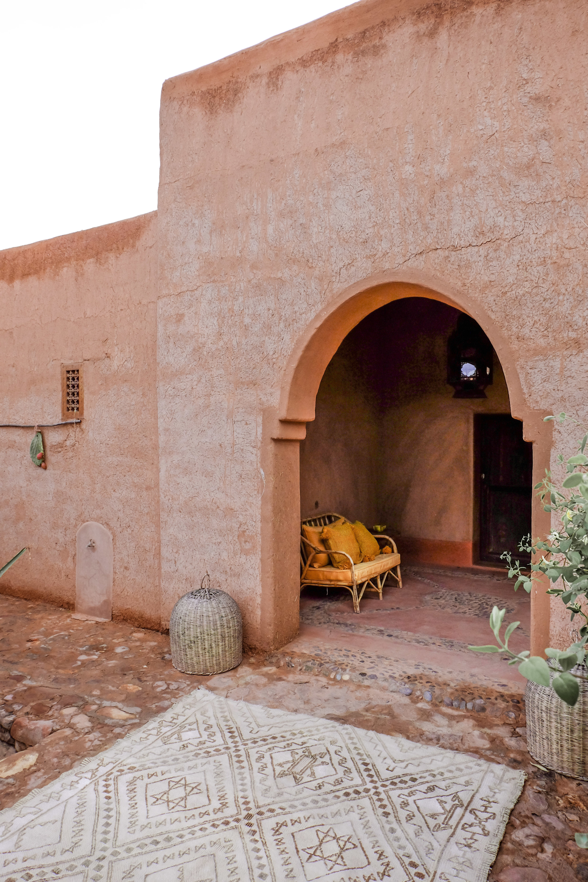 Credit: all Photos by Daisy Sophia, Styled by Badr Echariti, Designed by Amy Elad, taken at Berber Lodge Marrakech