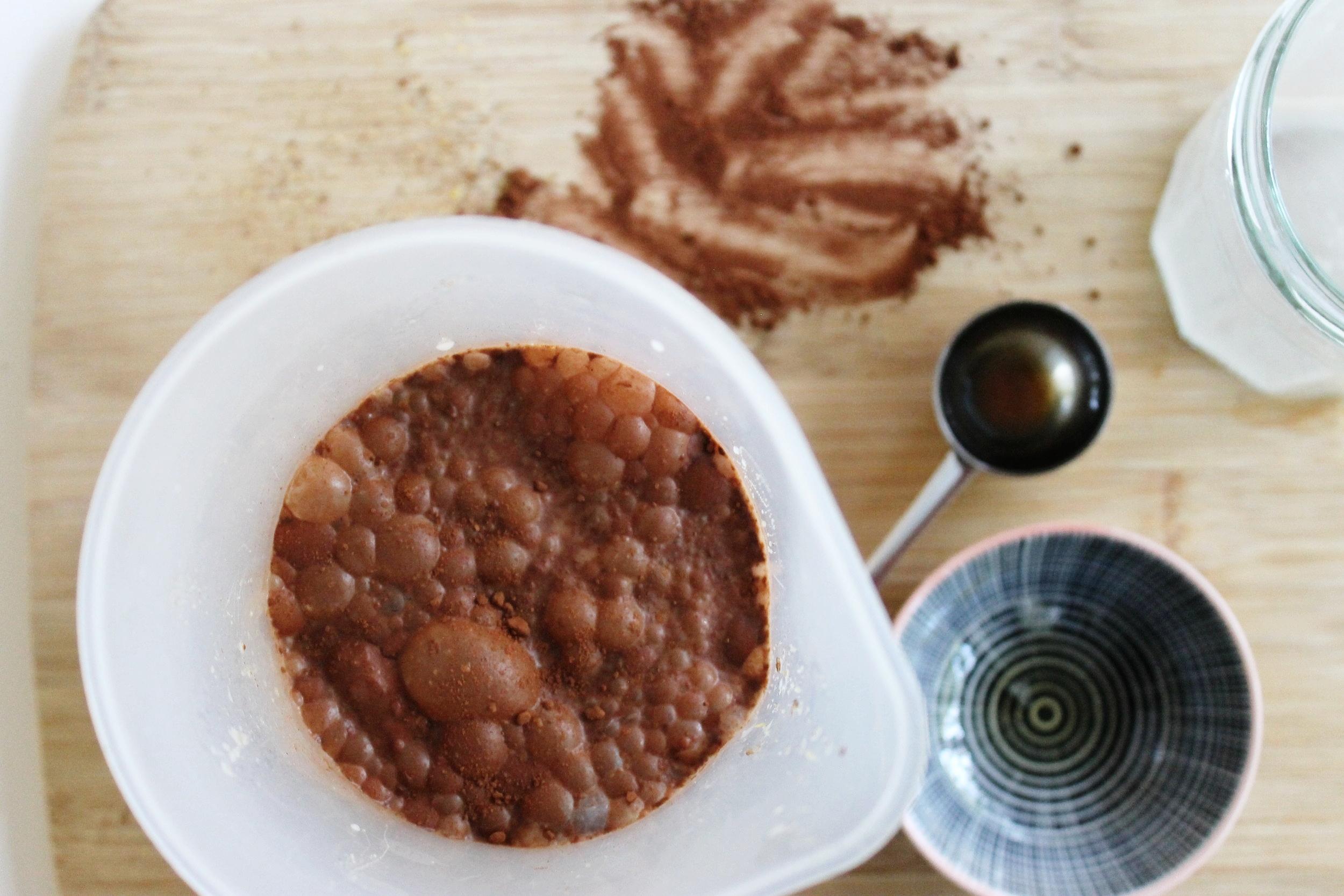 Chocolate peanut butter smoothie   Beloved Kitchen