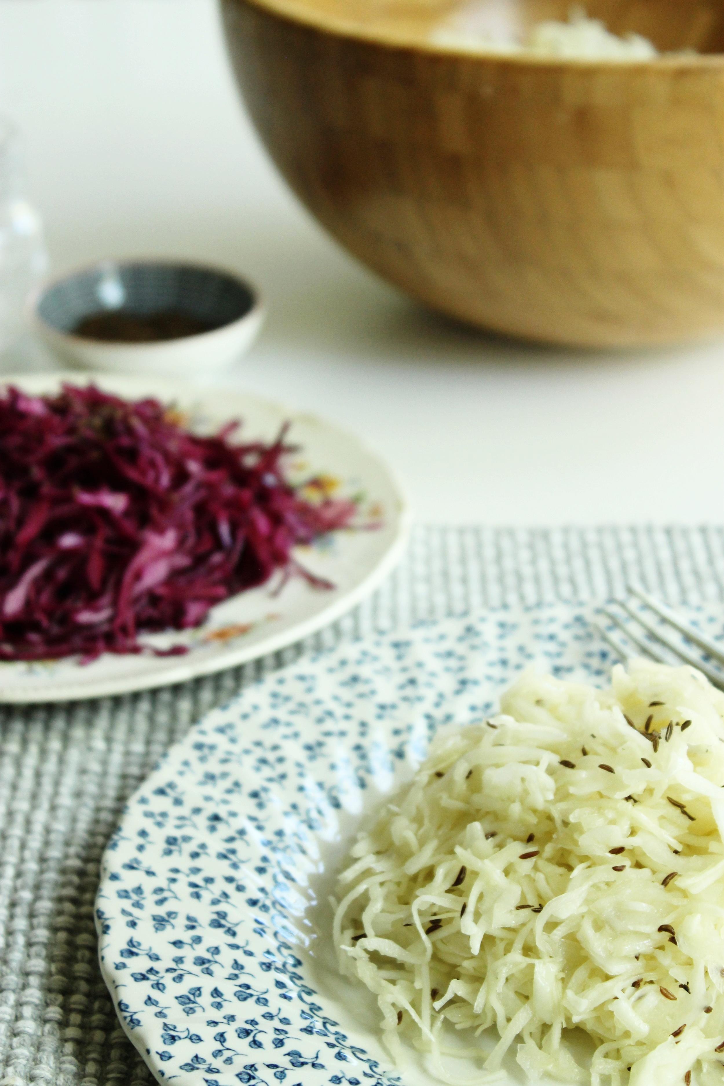 South Tyrolean cabbage salad ('Krautsalat') | Beloved Kitchen