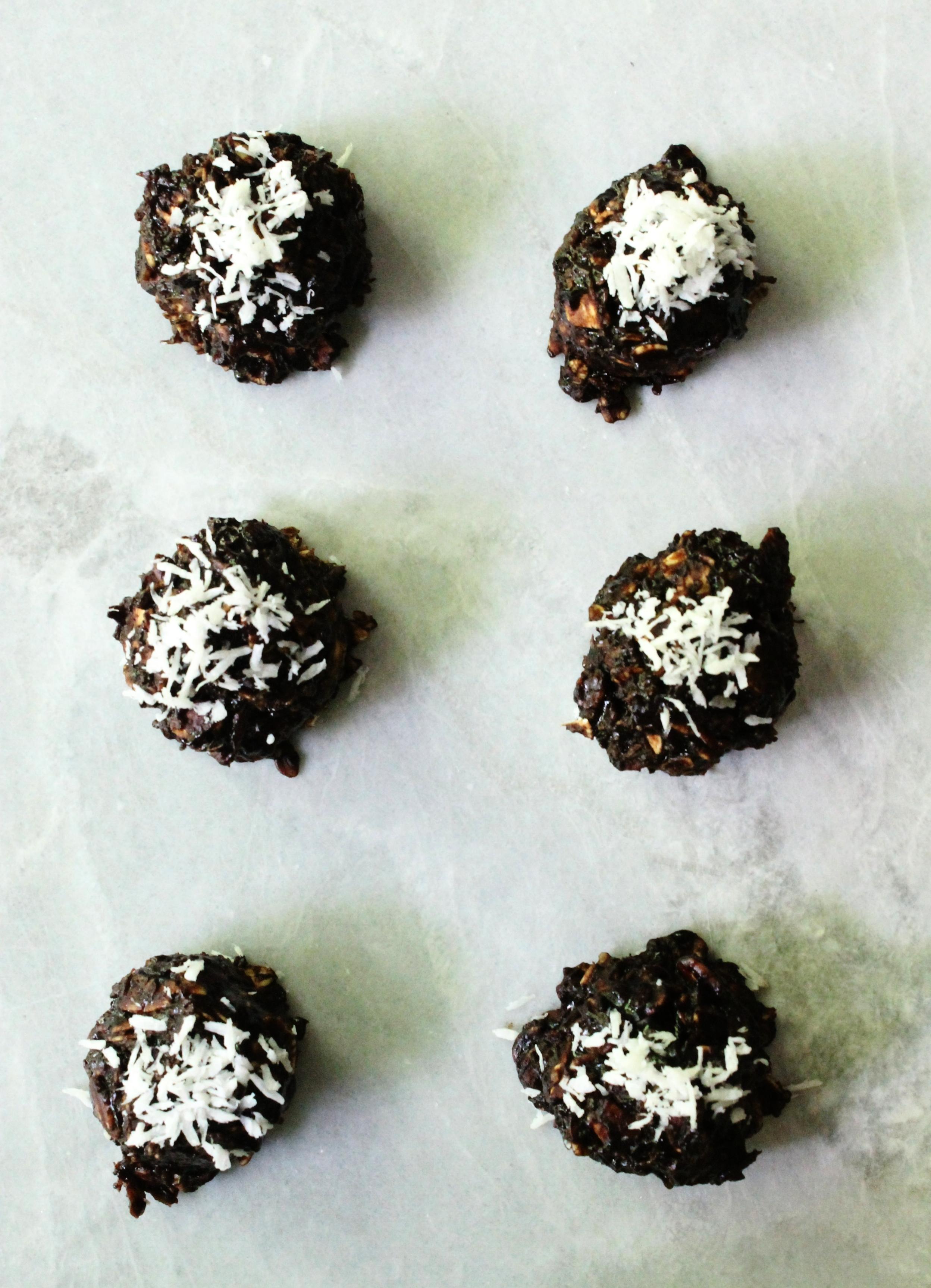 No-bake chocolate cookies (vegan & gluten free)   Beloved Kitchen