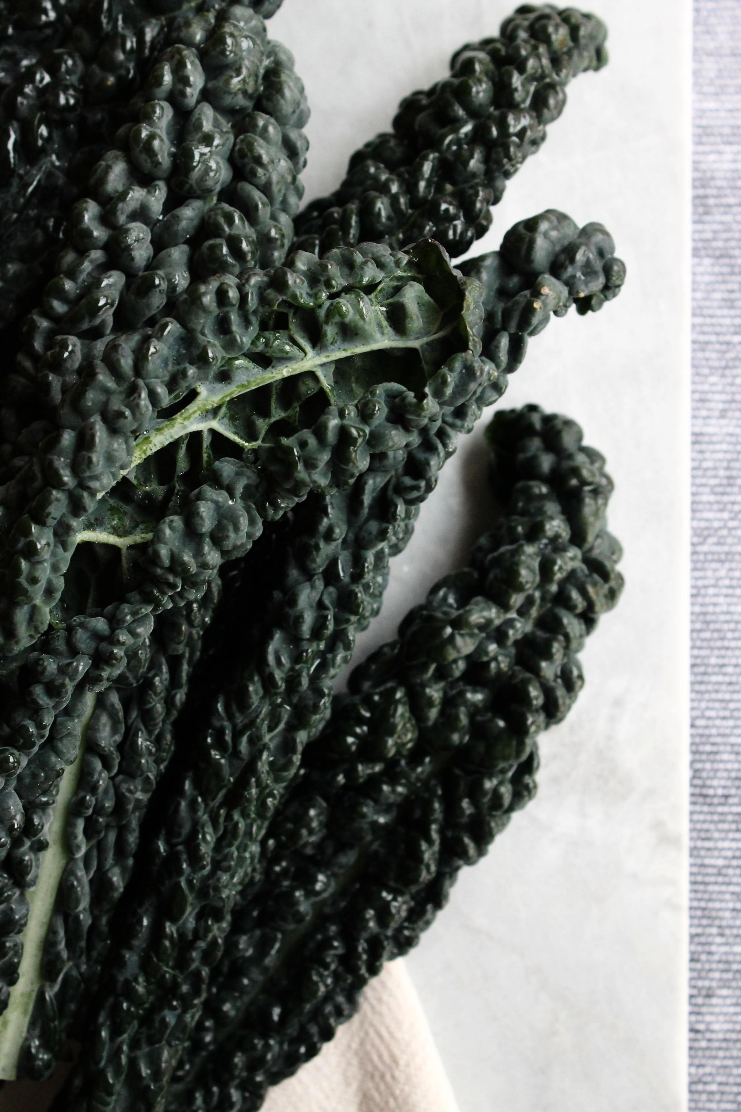 Lemony cauliflower and kale saute   Beloved Kitchen