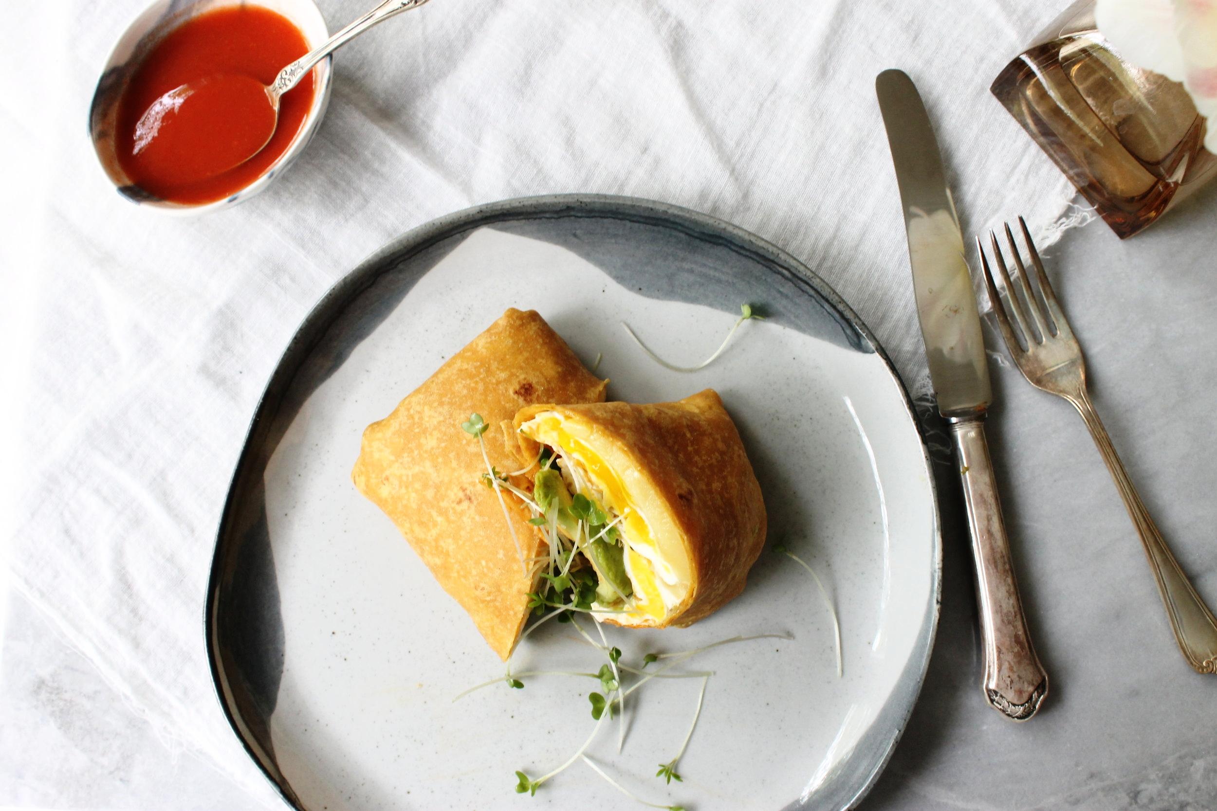 Gluten free breakfast wraps   Beloved Kitchen