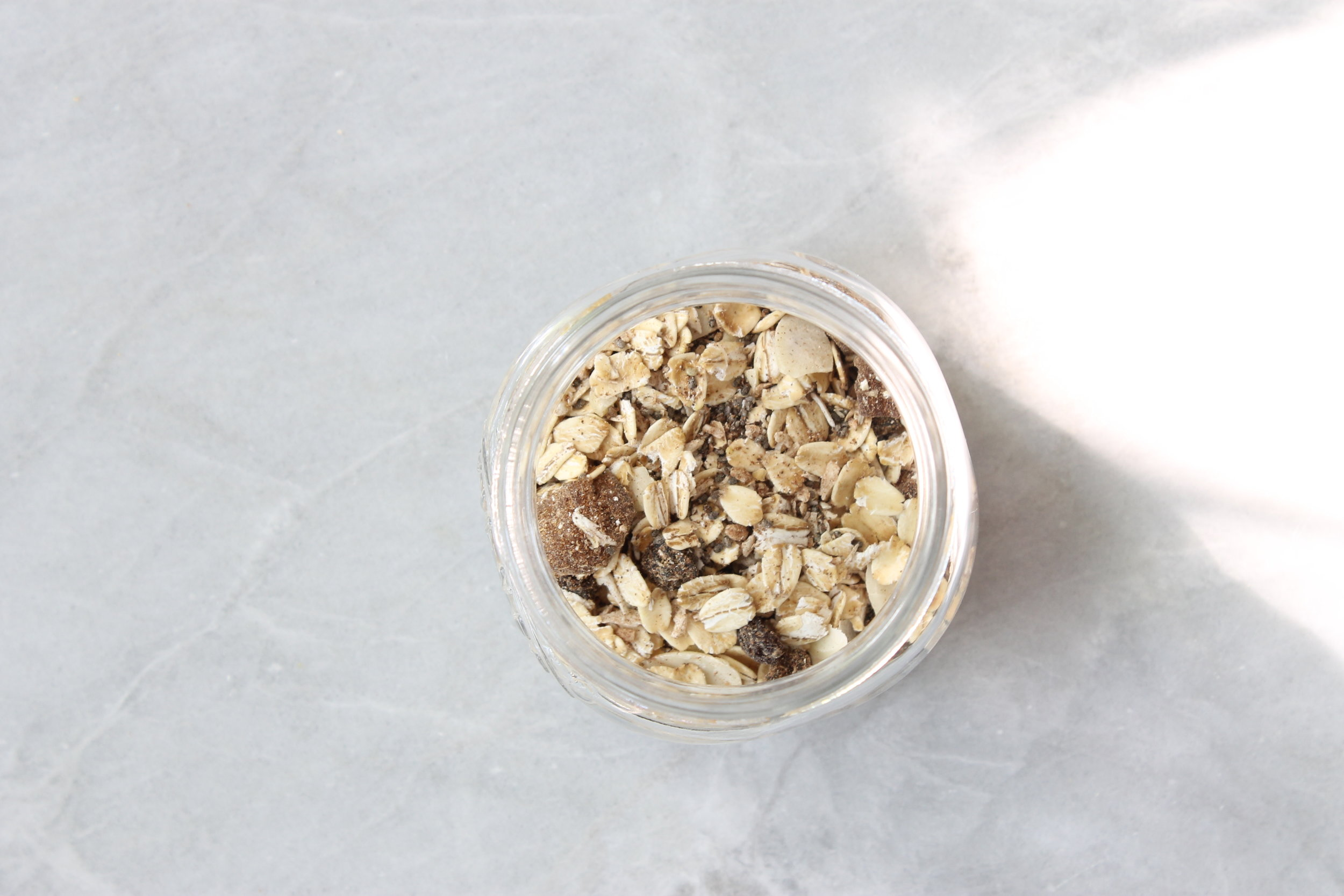 Make-ahead bircher muesli dry mix | Beloved Kitchen