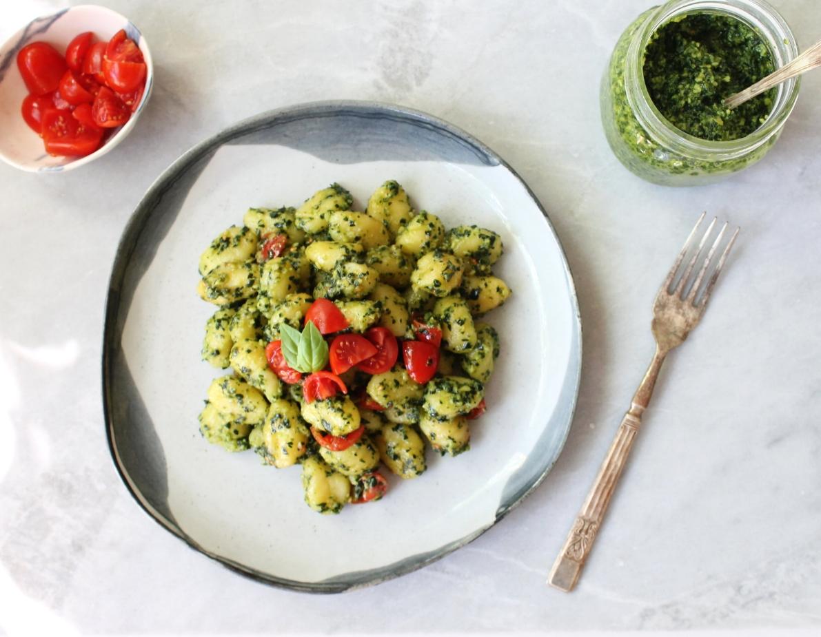 Greener pesto | Beloved Kitchen