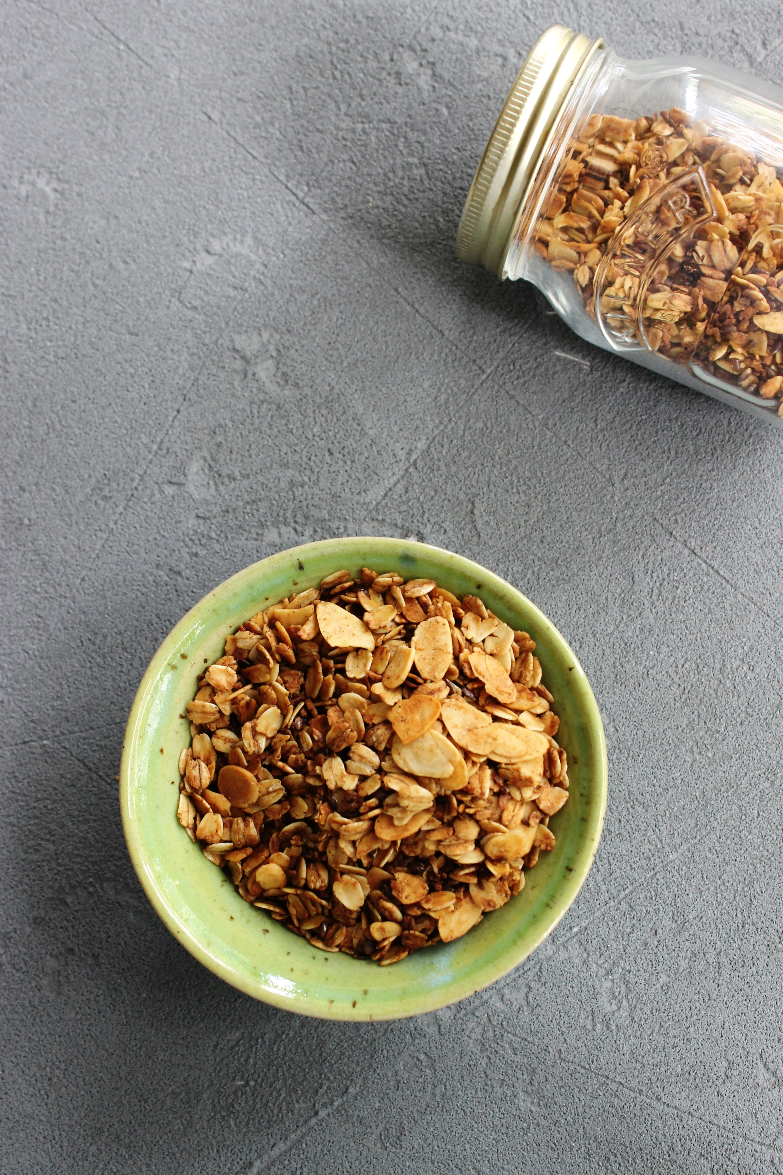 Heatwave granola | Beloved Kitchen