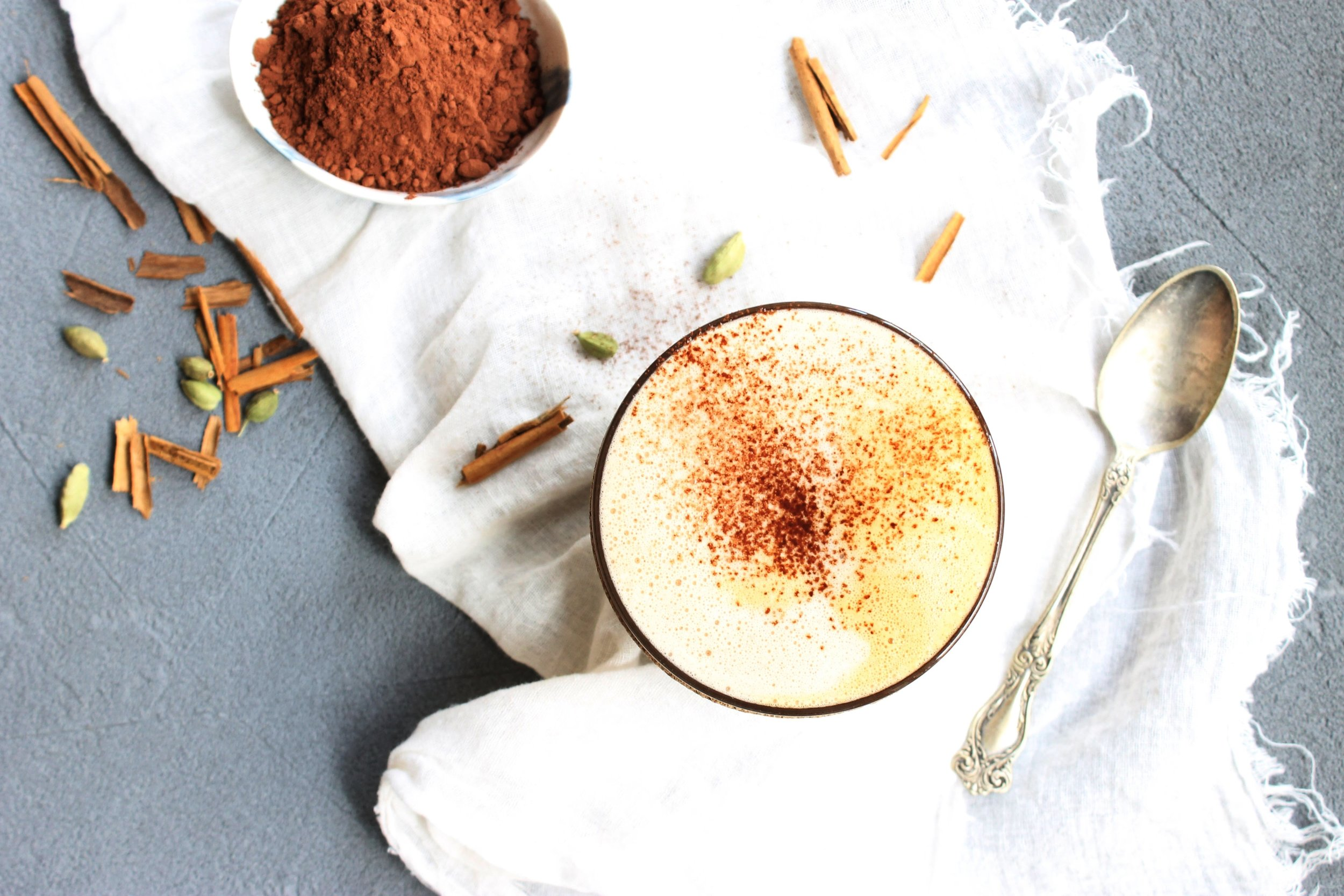 Spiced hot cocoa | Beloved Kitchen