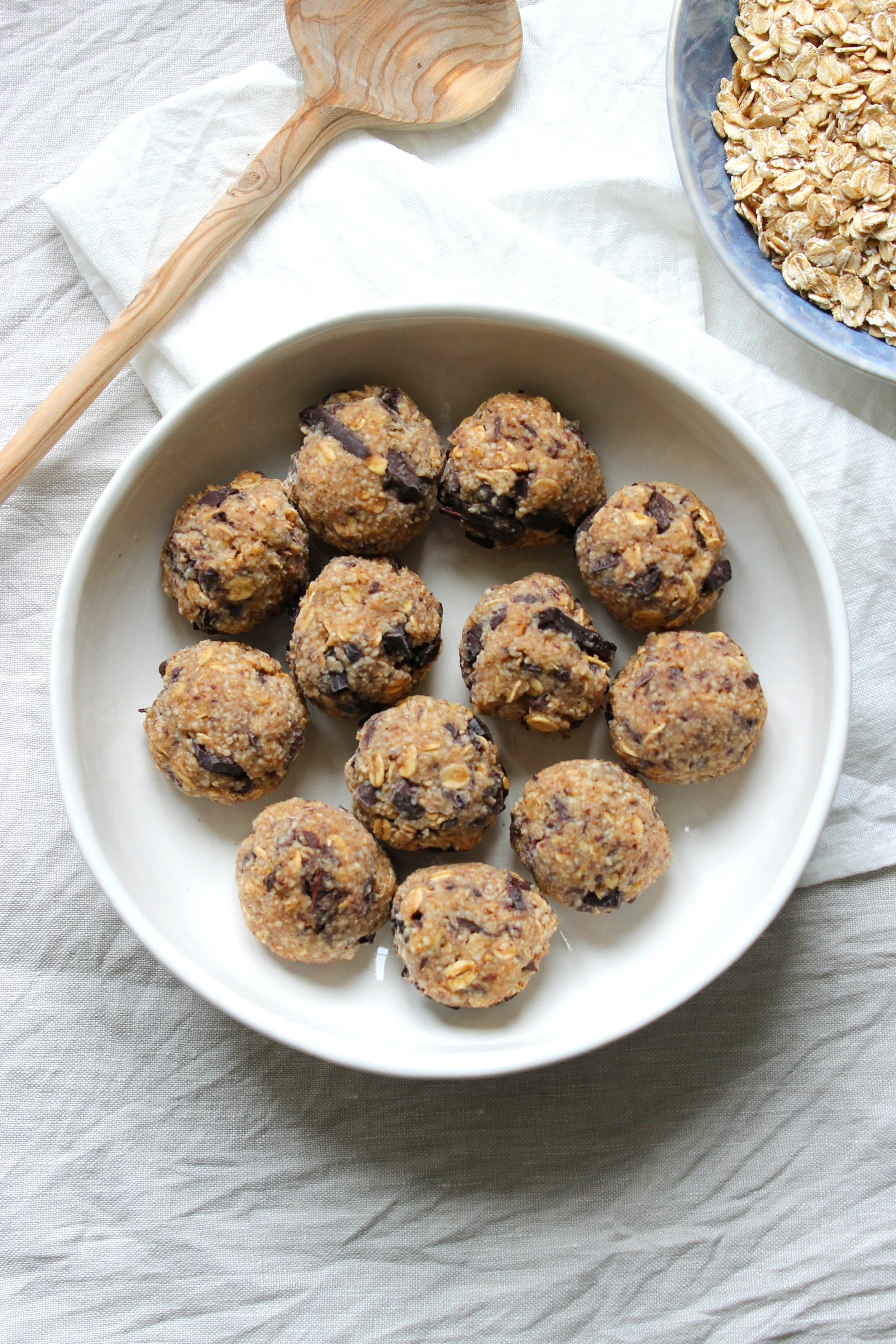 Gluten free chocolate chunk cookies | Beloved Kitchen