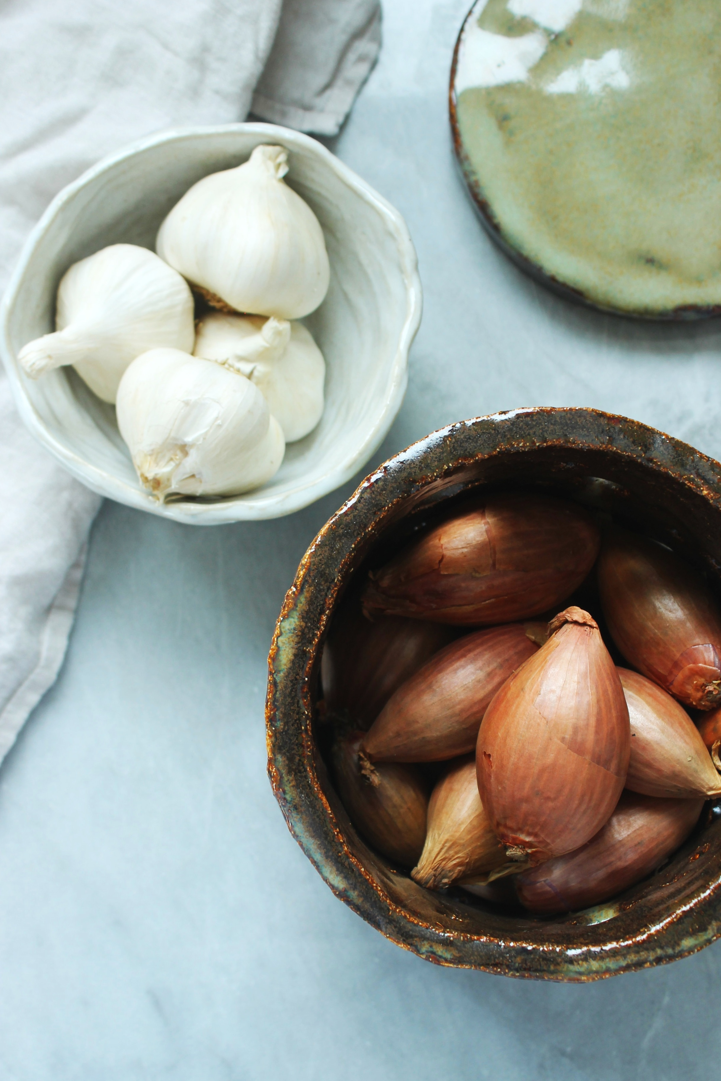 Crispy quinoa and egg salad | Beloved Kitchen