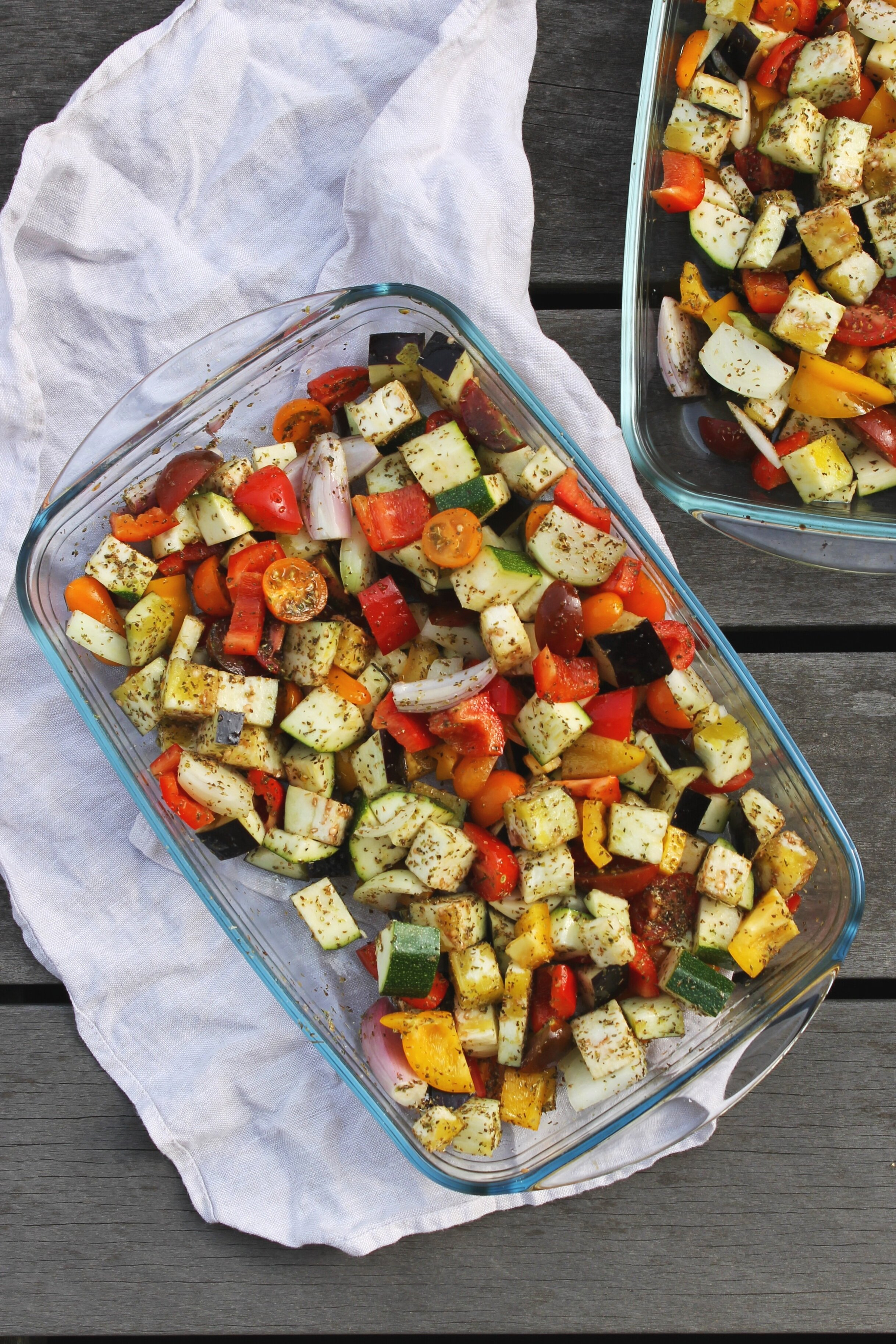 Roasted vegetable and quinoa salad | Beloved Kitchen