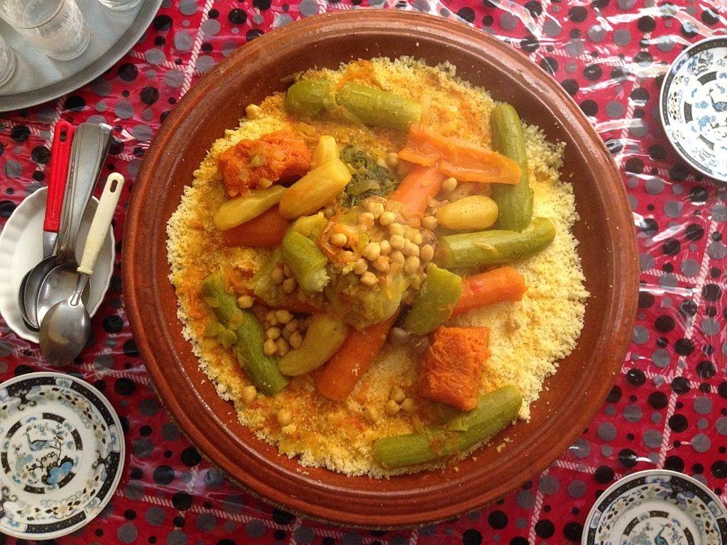 moroccan cous cous - shaka surf morocco