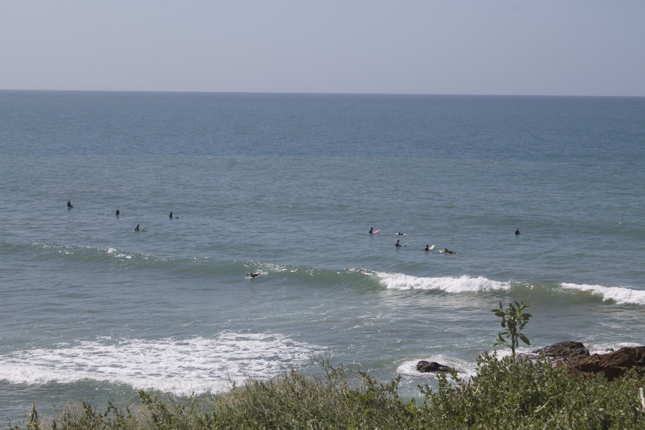 Banana Point - surf spot morocco