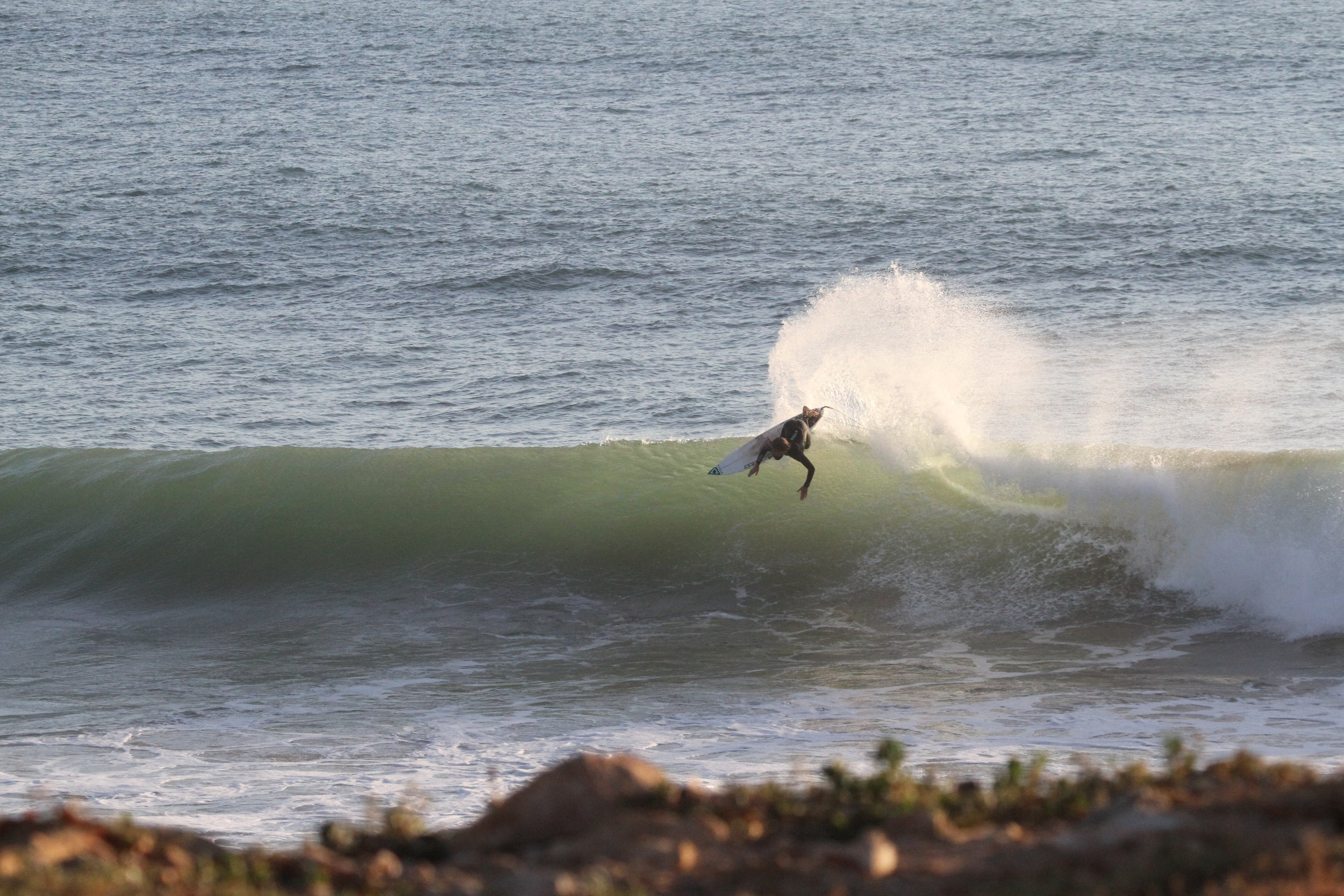 Boilers Surf Spot Morocco