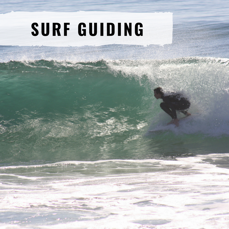 advanced surf guiding package - shaka surf morocco