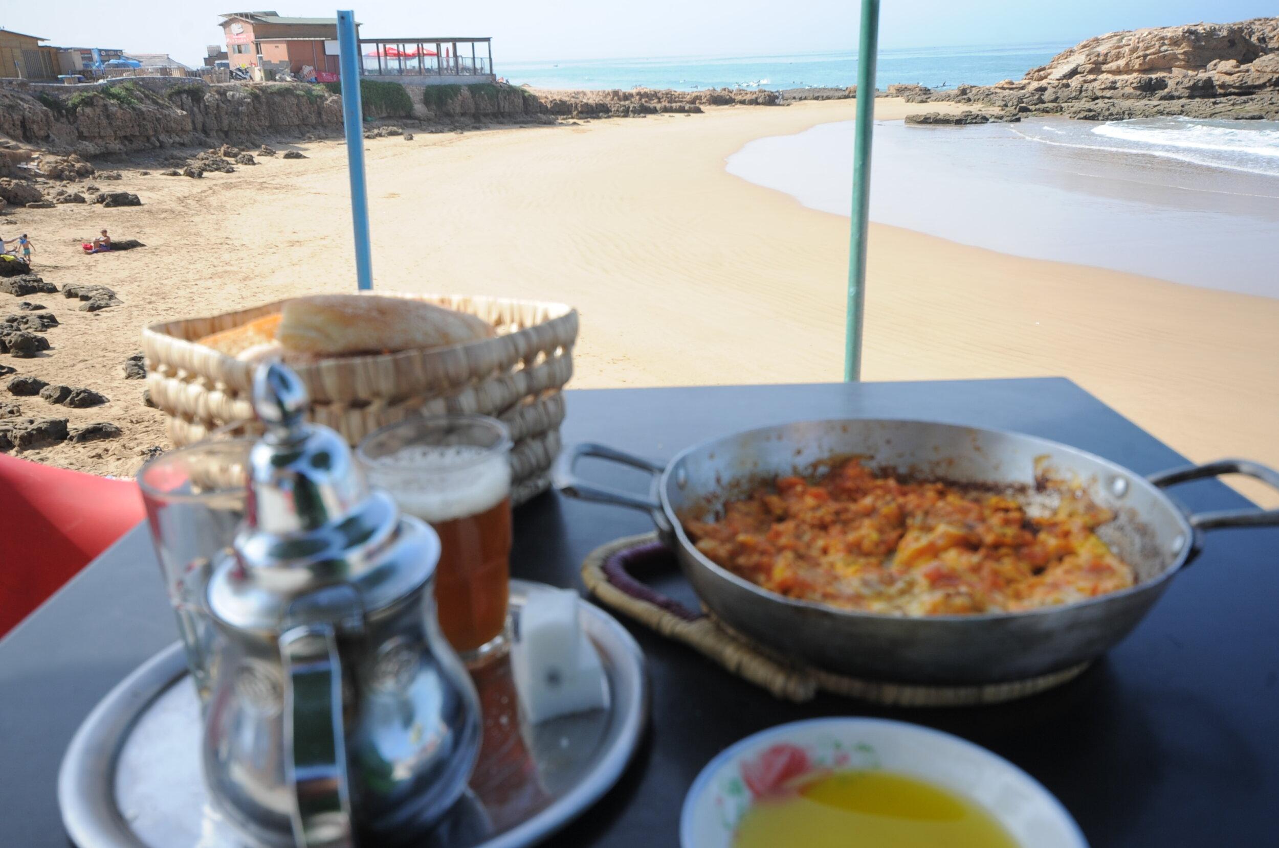 Shaka Surf Beach Breakfast.JPG