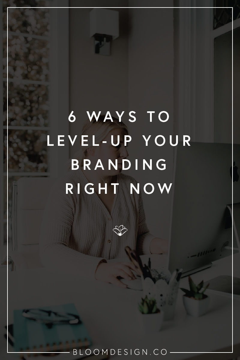 Set your business apart with solid branding from the start! Whether you hire a professional brand designer or not, these are six easy things you can do to revamp your brand on your own and improve brand recognition across the board. #girlboss #bossbabe #momboss #wahm #sahm #workathomemom #sidehustle #graphicdesign #designer #sidegig #smallbusiness #etsyseller #etsyshop #branding #momtrepreneur