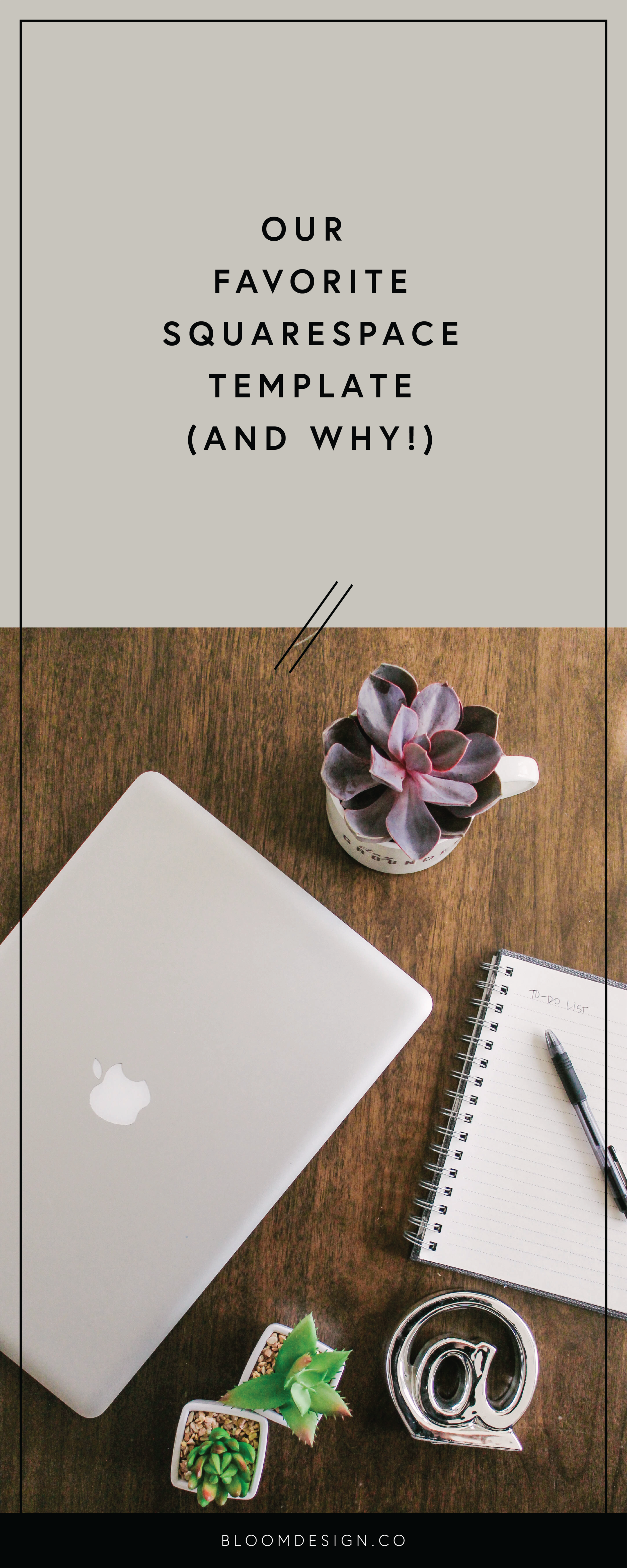 Wondering where to start as you begin designing your own website? It can be overwhelming to scroll through all of the options Squarespace has to offer. But we have a favorite template and in this blog post, we're telling you all the secrets about choosing a template and why this one is our go-to pick for every client we design for! #girlboss #bossbabe #momboss #sidehustle #squarespace #websitedesign #DIYwebsite #webdesign #squarespacedesigner #squarespacecircle #smallbusiness #shopsmall #sidegig #bizowner #wahm #workathomemom