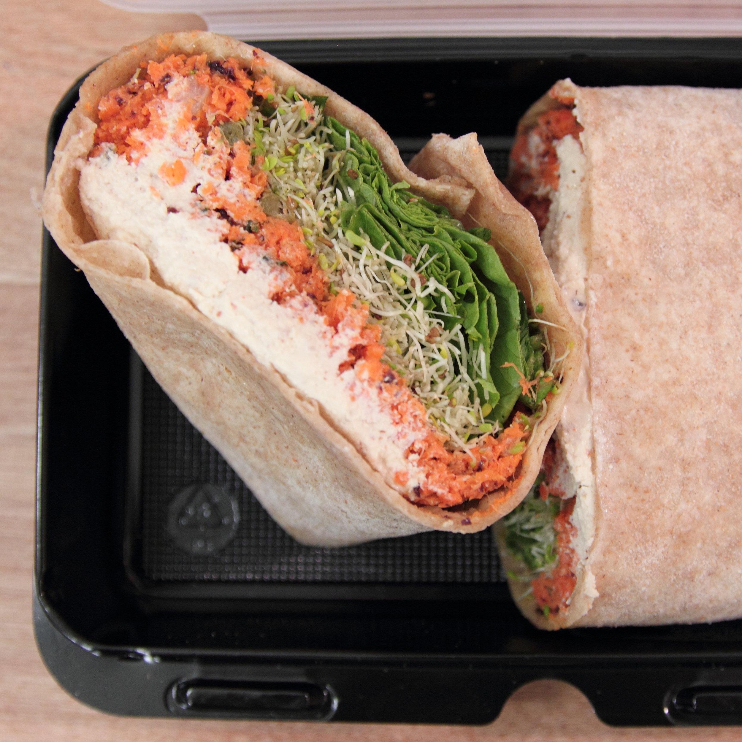 Le fameux sandwich Végélox
