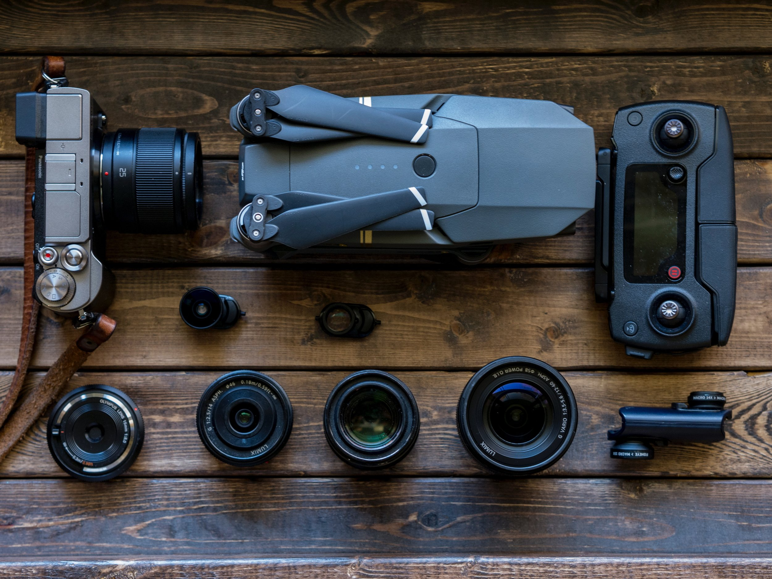MY CAMERA GEAR - I'm not a professional photographer, but if you're interested, this is my gear list.