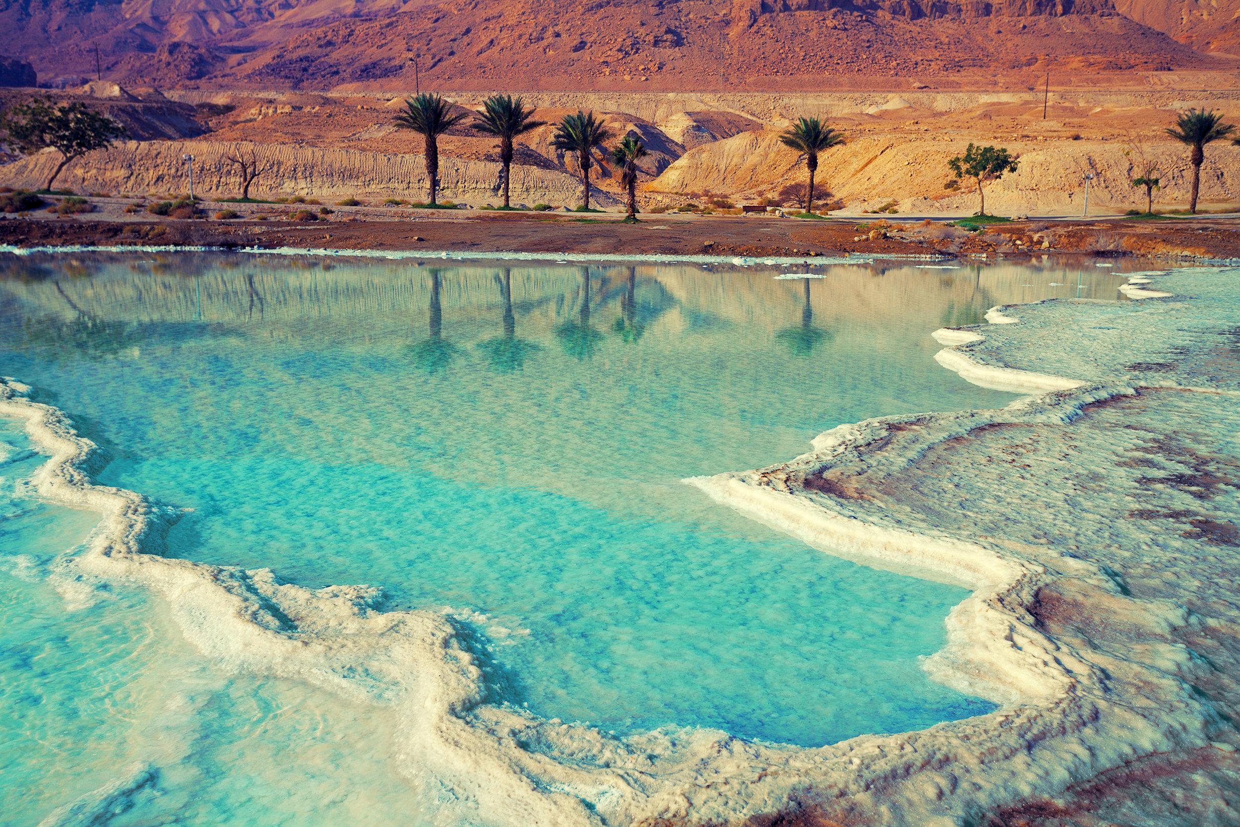 Dead Sea - April 2nd - April 9th 2020