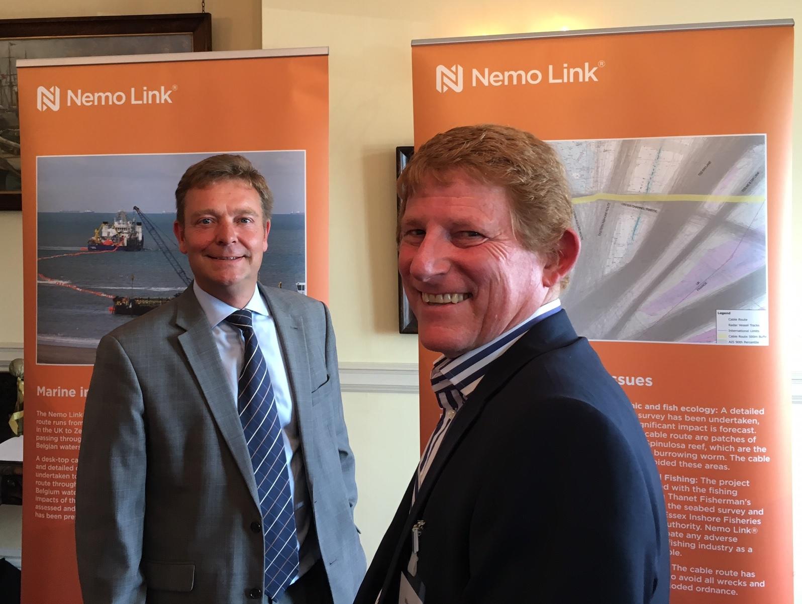 CM at Nemo Link event 17 Aug17.jpg