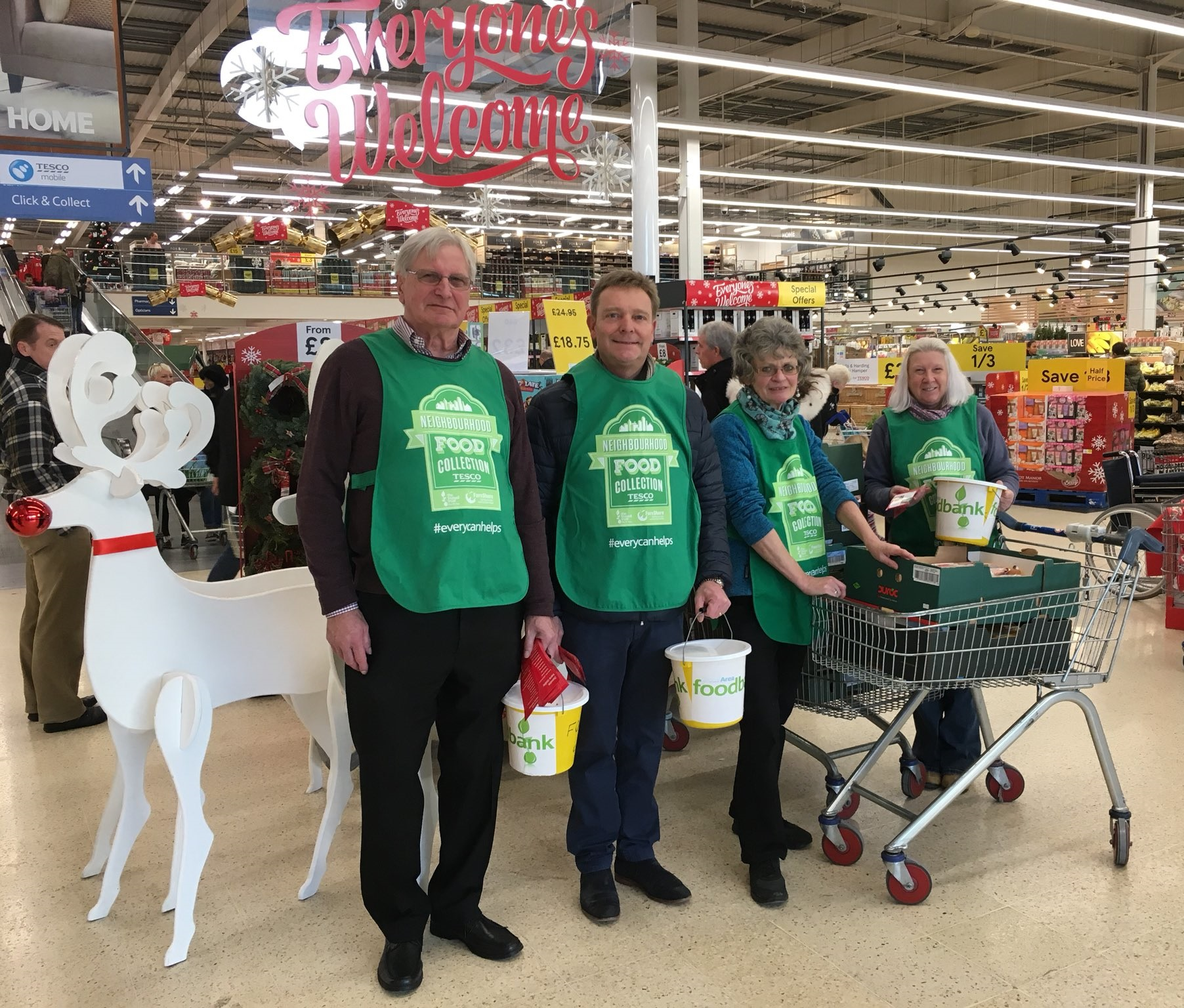 Trussell Trust Food Bank at Tesco, Westwood Cross1 Dec17.jpg
