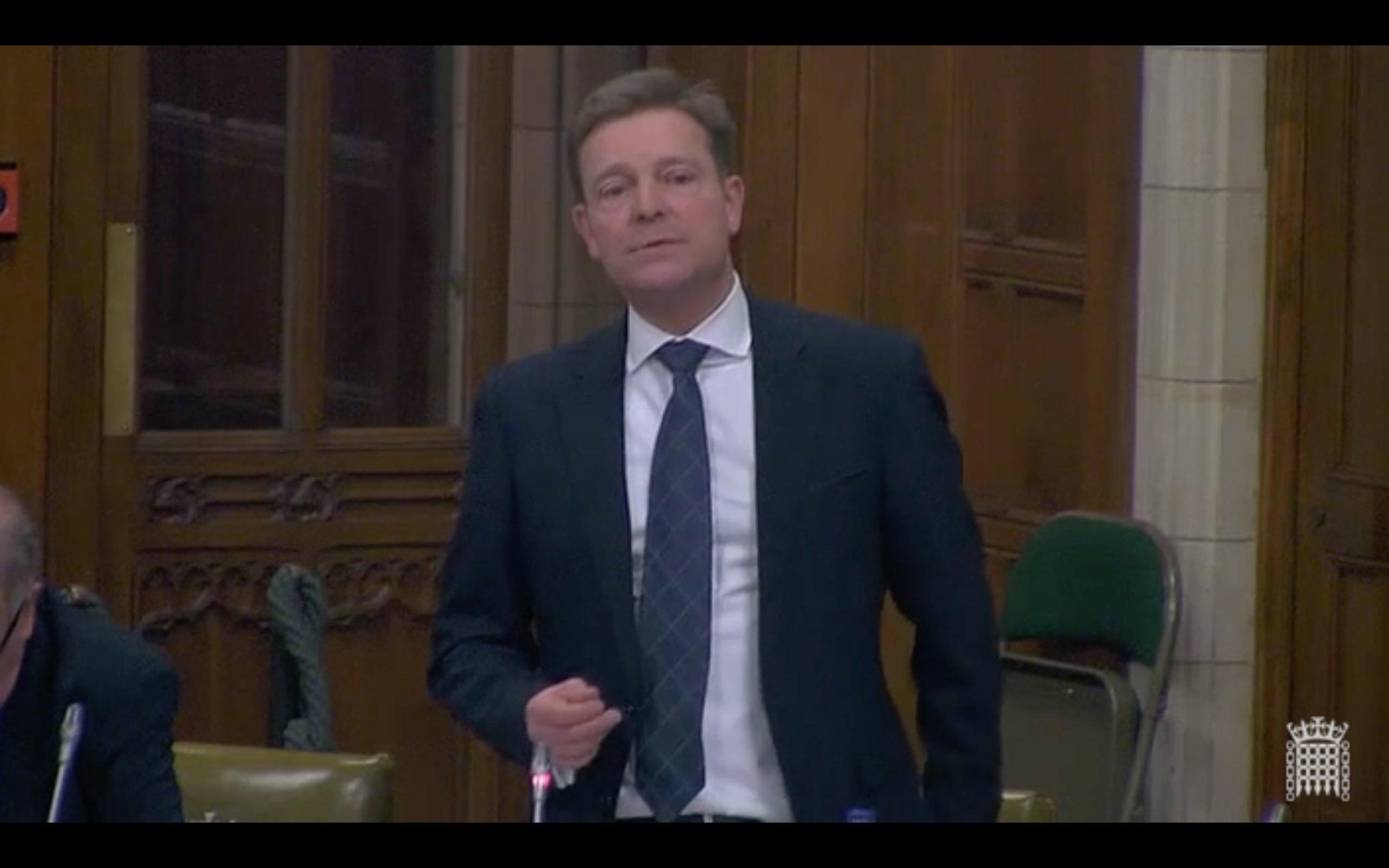 CM2 at future of the UK fisheries debate WHD 27 Feb18.jpg