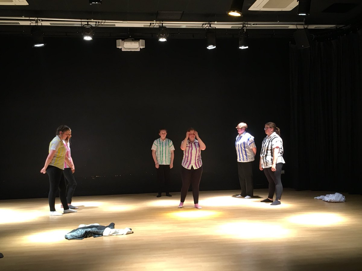 The Charles Dickens School students performing