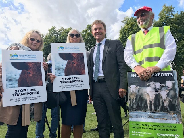 live animal exports meet Parliament Square 13 Sept17.jpg