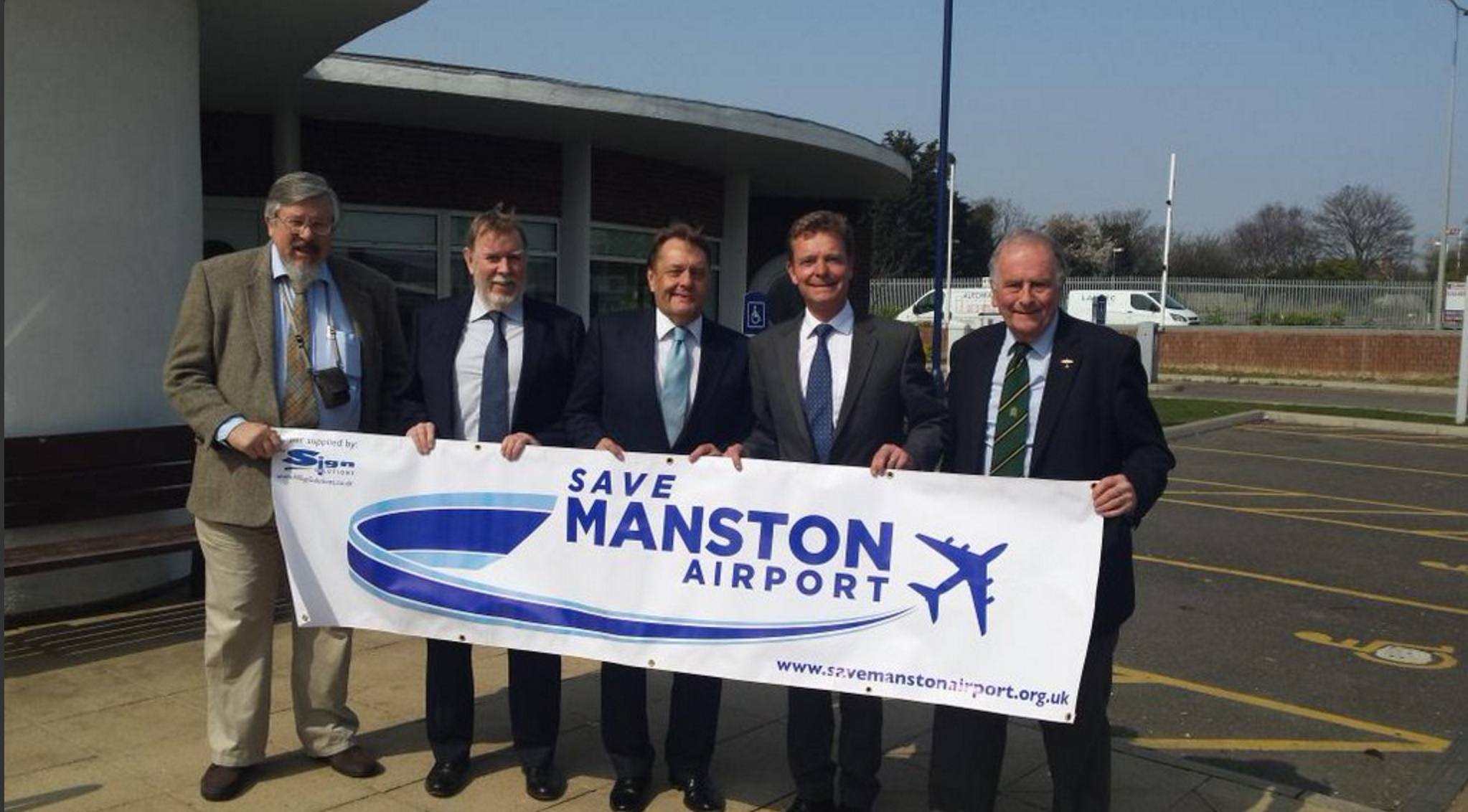 CM with Save Manston Airport campaign.jpg