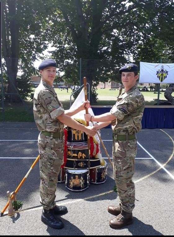 Sir Roger Manwood's Combined Cadet Forces parade1 July19.jpg