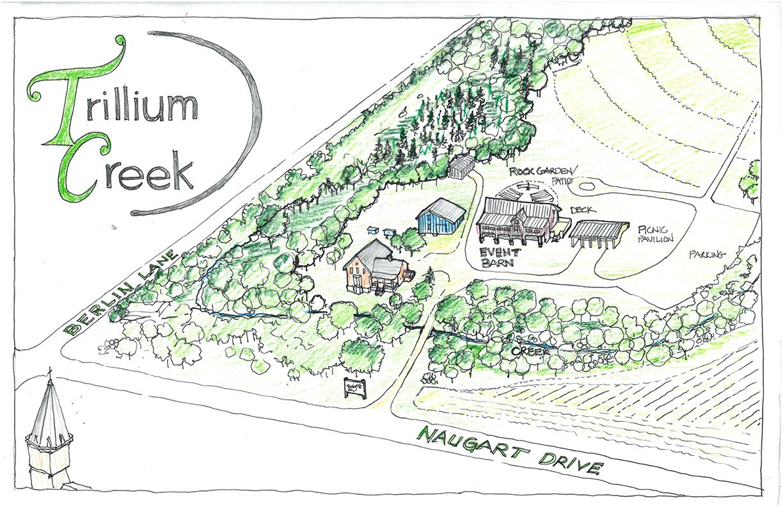 trillium_creek_hand_drawn_map