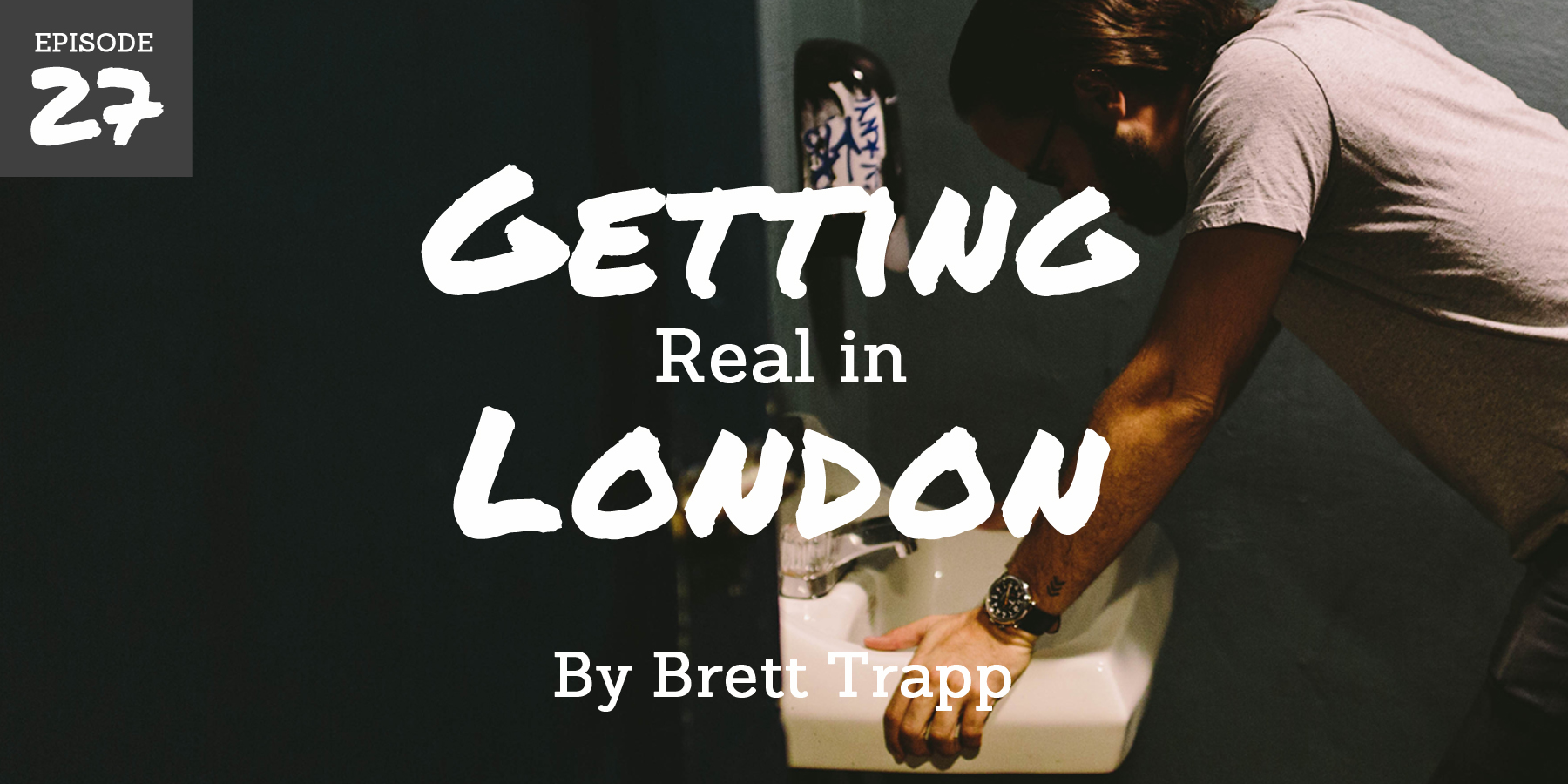 A photo tour of Brett's 2010 trip to Europe and an unforgettable night in London's oldest pub...